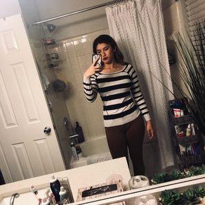 Striped Sweater!